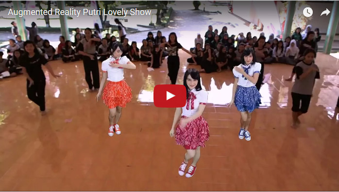 Mustika Puteri Lovely Show